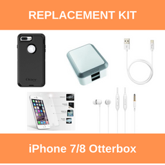Replacement kit iPhone 7/8 - Otterbox
