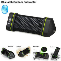 Shockproof and Waterproof Bluetooth Stereo Speaker 4W Total