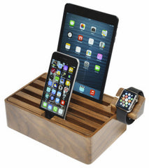 ALLDOCK - ALL INCLUSIVE - Medium Walnut