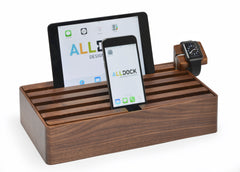 ALLDOCK - ALL INCLUSIVE - Large Walnut