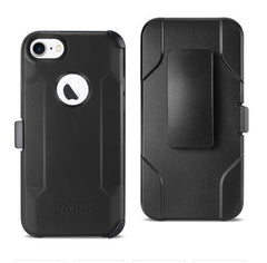 3-In-1 Hybrid Heavy Duty Holster Combo Case iPhone 7/8