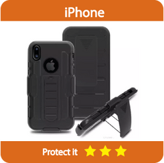 Protection kit- Shockproof military case