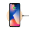 Wireless Charging Pad For iPhone X/ 8/ 8 Plus And More Qi-Enabled Devices