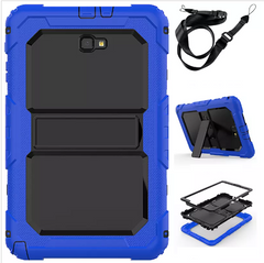 iPad 5th & 6th generation rugged shock proof case with strap shoulder
