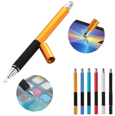 2 in1 Precision Capacitive Touch Screen Pen