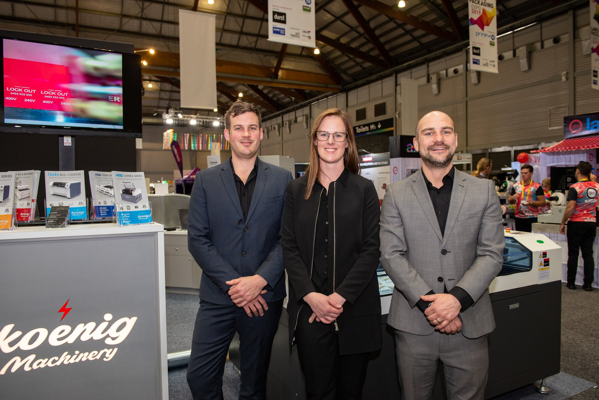 Label & Packaging Expo 2019