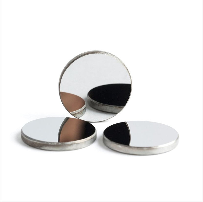 Mo (Molybdenum) CO2 mirror set – 3 pieces