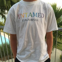 Untamed - 'Colourfull' Tee