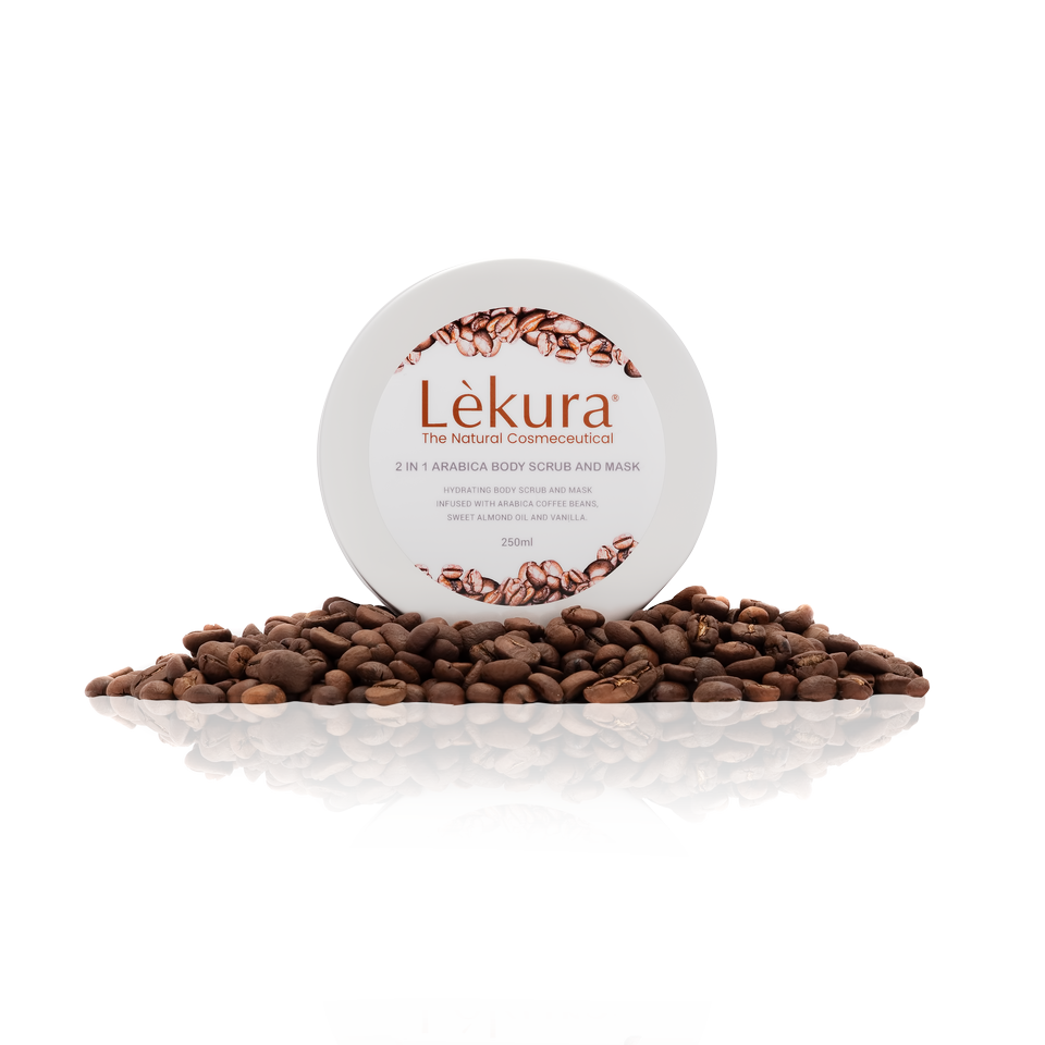 2 in 1 Arabica Body Scrub & Mask