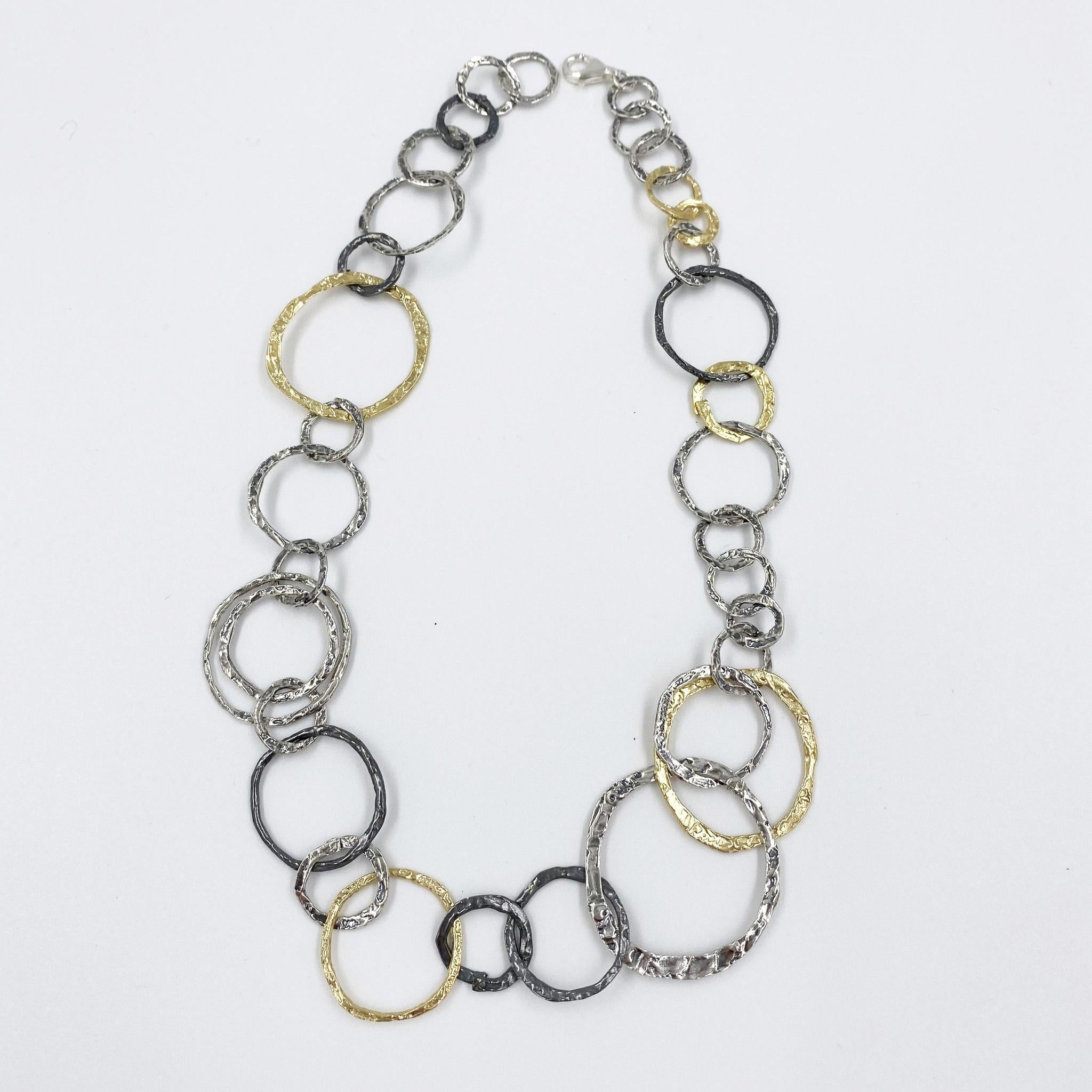 Hoops necklace