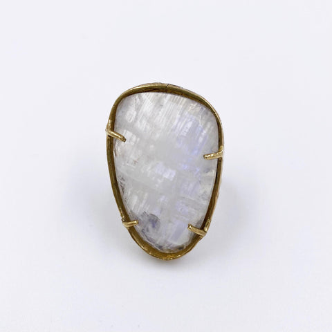 Hazy Sky ring (size 8)