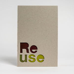 Recycle & Reuse Journals
