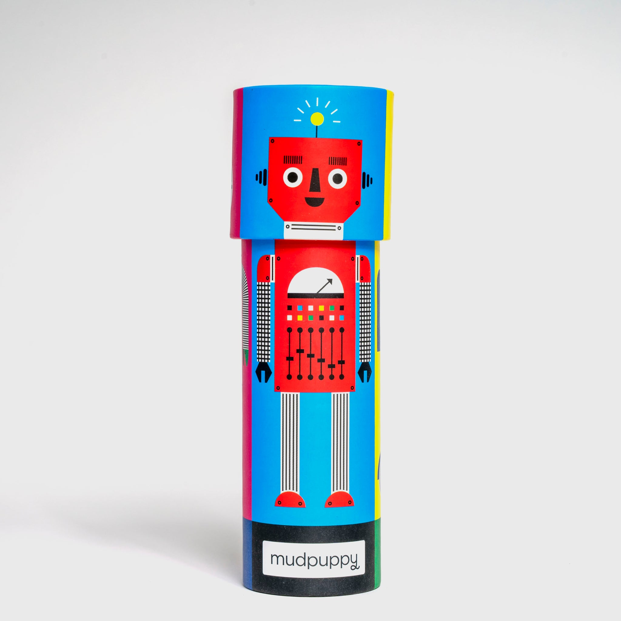 Mix and Match Robot Kaleidoscope