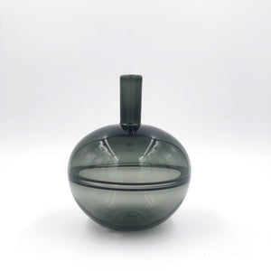 Glass Reflections Bottle Round