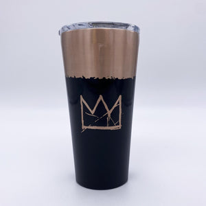 Tumbler - Basquiat Crown