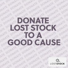 Load image into Gallery viewer, Donate Lost Stock - Shopping for Good