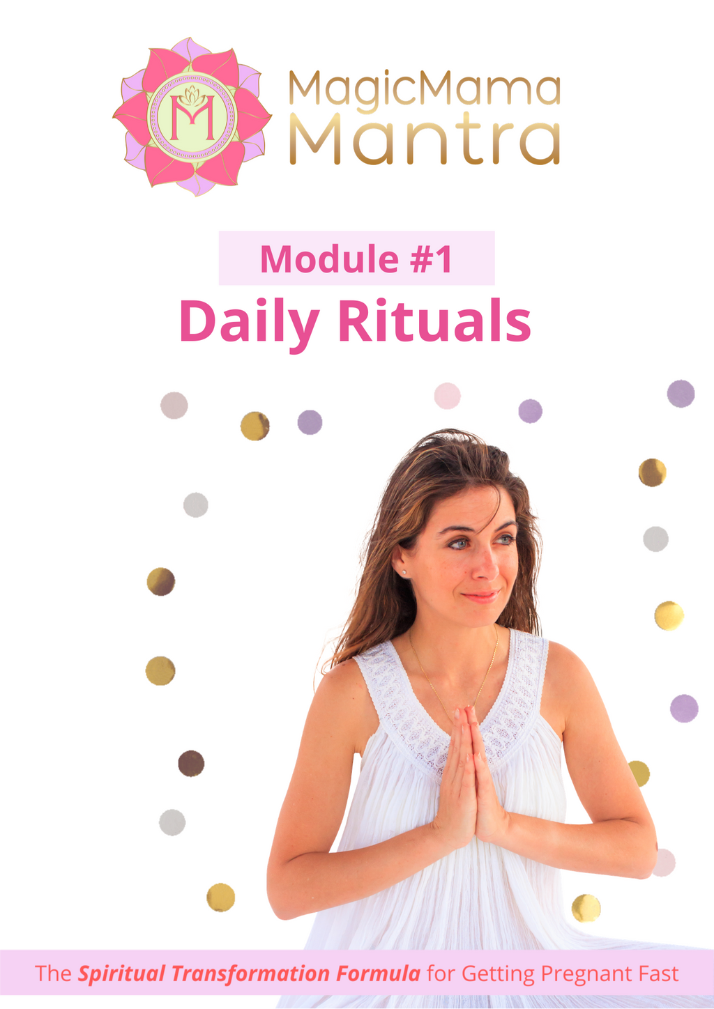 Daily Rituals to Spiritualize Your Fertility Journey and Enhance Your Chances of Conceiving