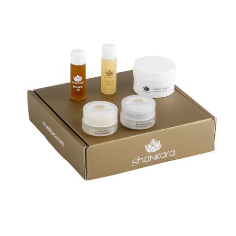 Facial Sample Kit (Choose from Vata, Pitta, Kapha or Blemished Skin)