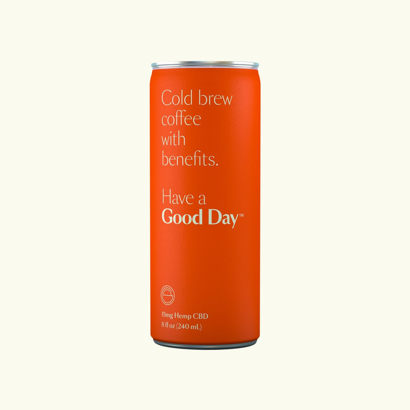 Have a Good Day CBD Cold Brew