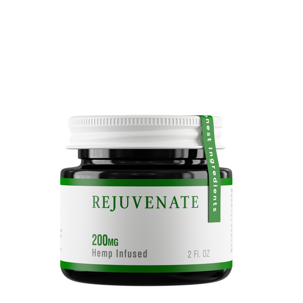 Colorado Botanicals 200mg Rejuvenate Salve