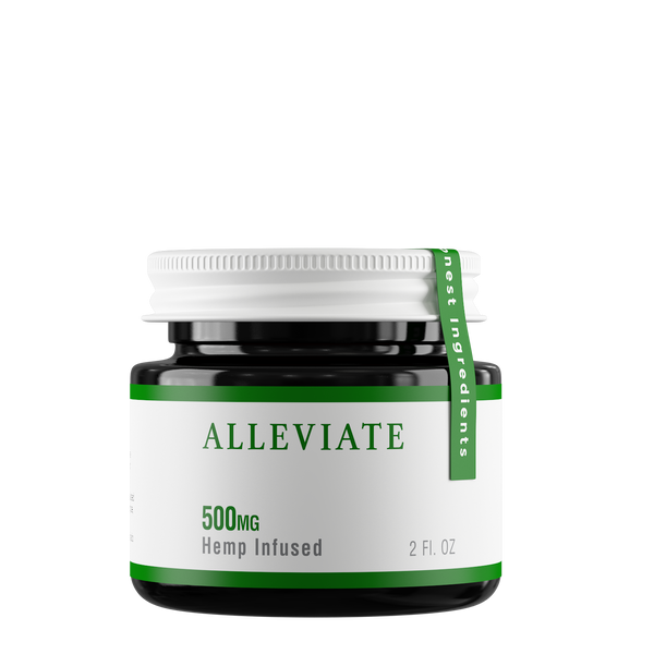 Colorado Botanicals 500mg Alleviate Salve