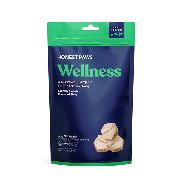 Honest Paws CBD Wellness Bites