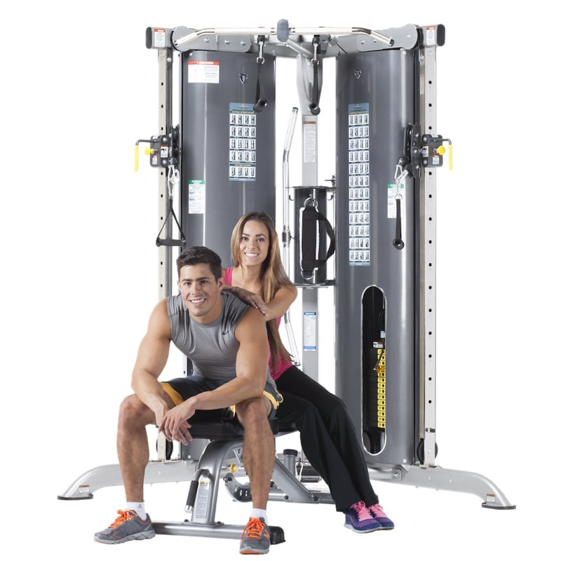 Tuff Stuff Evolution Corner Multi-Functional Trainer
