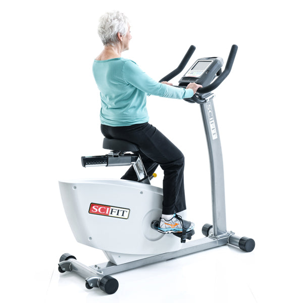 SciFit ISO7000 Upright Bike with Bi-Directional Resistance