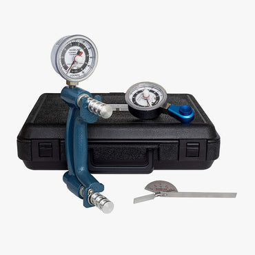 Baseline Hand Evaluation - 3 Piece Set - Features Standard 200 lb Hand Dynamometer & 50 lb Pinch Gauge