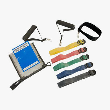 Cando Adjustable Exercise Band Kit