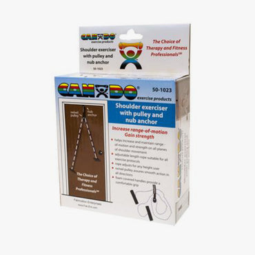 Cando Overdoor Shoulder Pulley with Door Strap