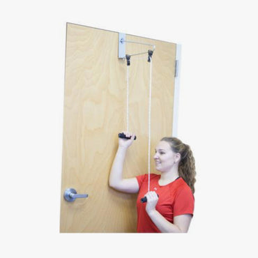 Cando Over-Door Shoulder Pulley with Door Bracket