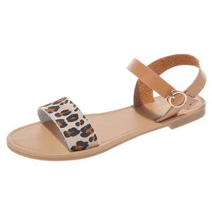Open Toe Summer Sandals