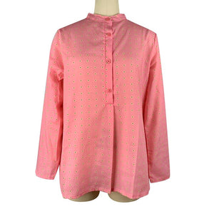 Long Sleeve Button Shirt