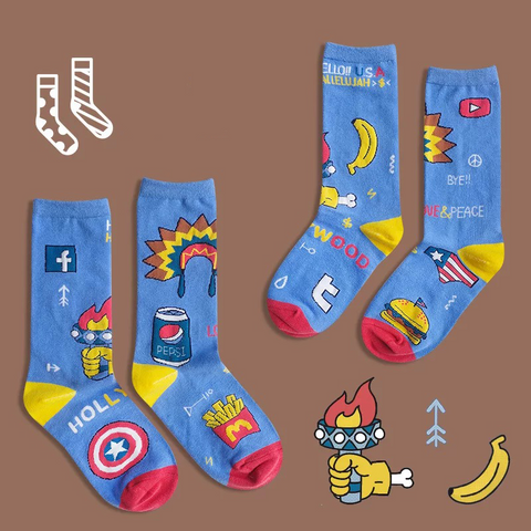 National Series Socks - USA