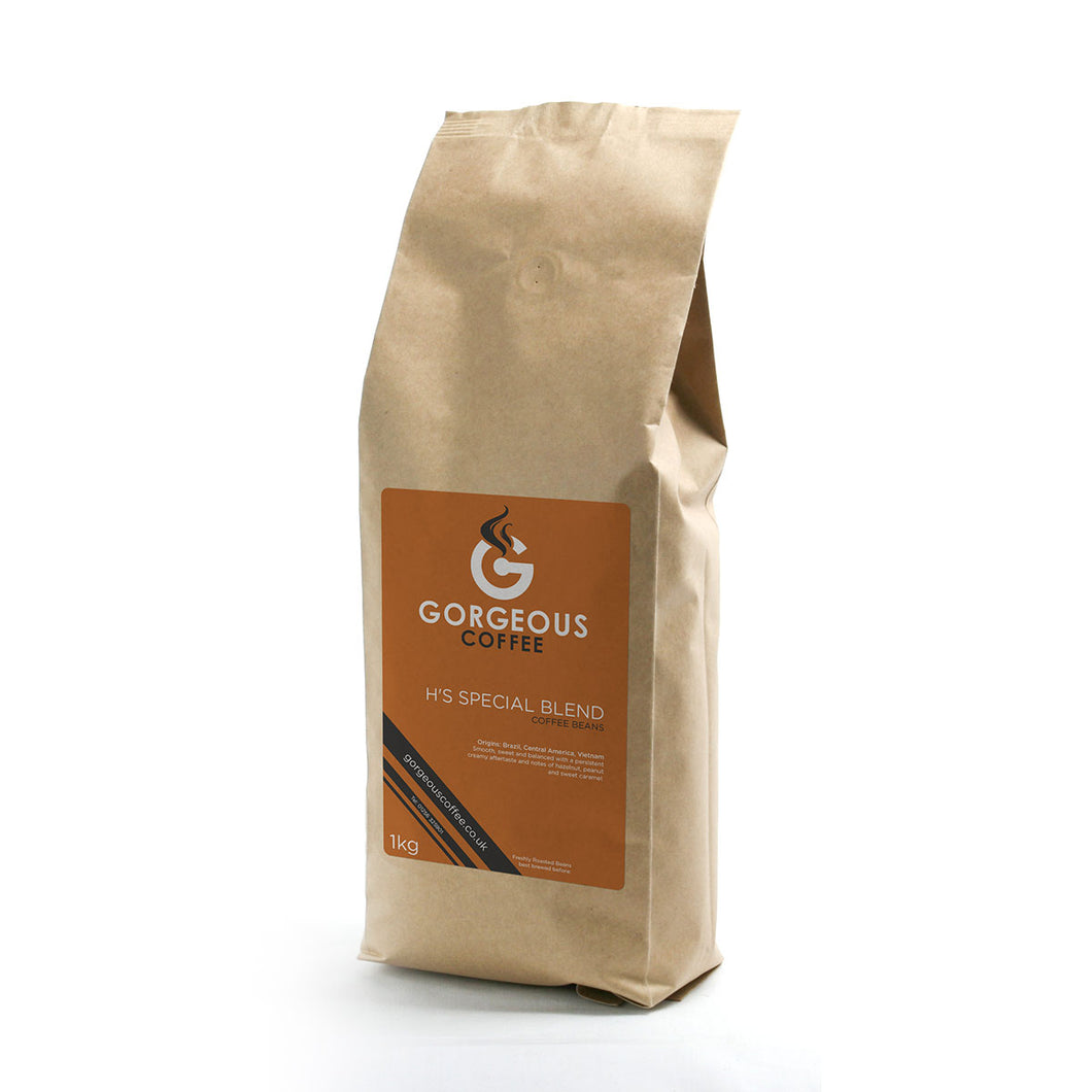 H's Special Blend Coffee Beans