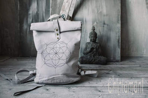 CANVAS BACKPACKS & BAGS | ChintamaniAlchemi