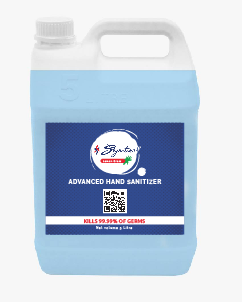 Signature Advance Hand Sanitizer (Lemon Grass) 5 Litre - Signature Store