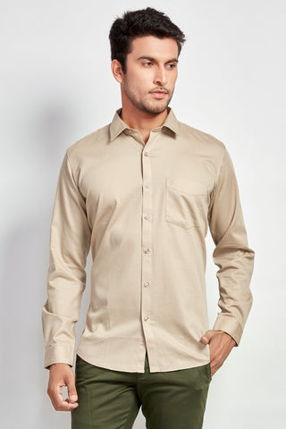 Brown Shirt - Signature Store