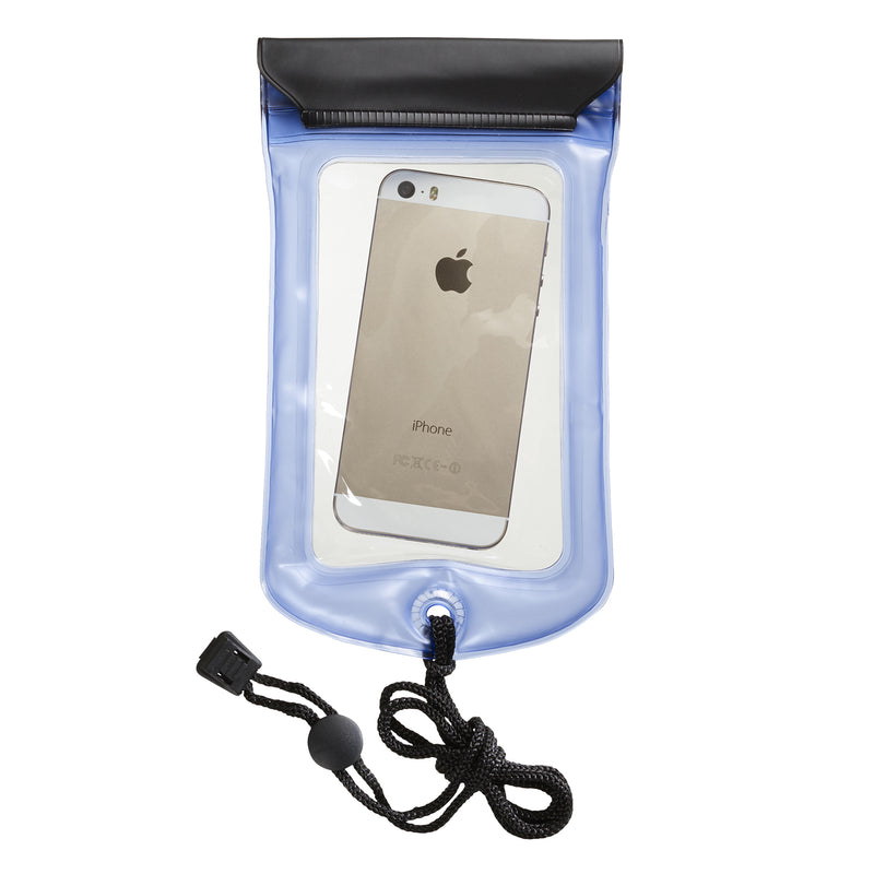 Lewis N. Clark WaterSeals Waterproof Floating Zip Phone Pouch