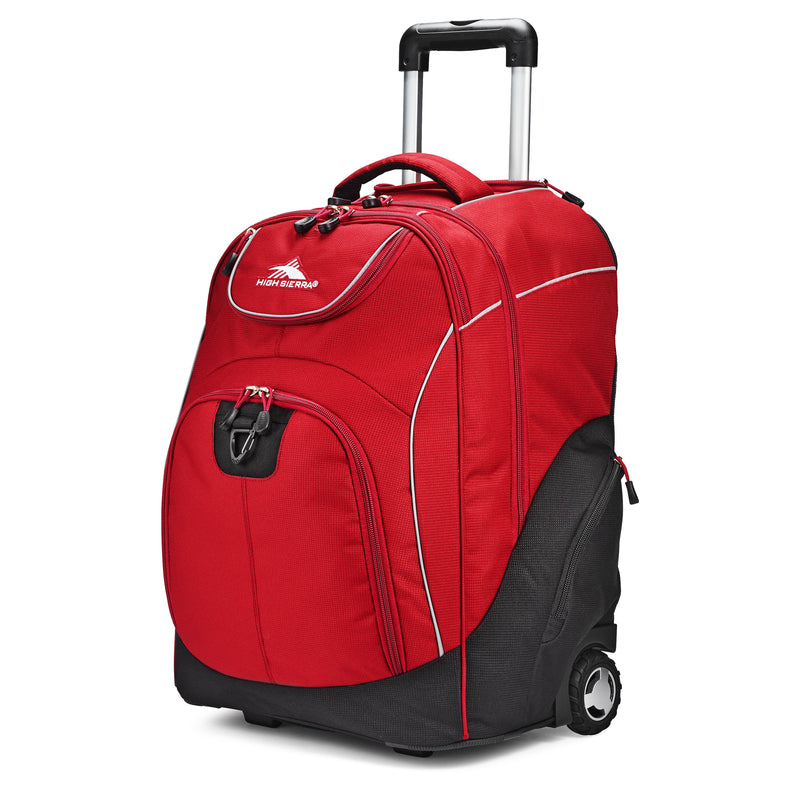 "High Sierra Powerglide  Wheeled 20"" Backpack"