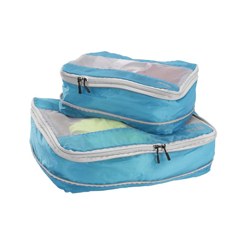Lewis N. Clark ElectroLight Expandable Packing Cubes (2 Pack)