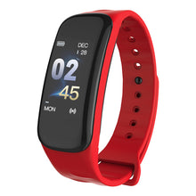 Load image into Gallery viewer, Fitness Tracker Watch C1 plus Smart Band Waterproof Heart Rate Monitor Blood Pressure Smart Band health Bracelet Smart Wristband