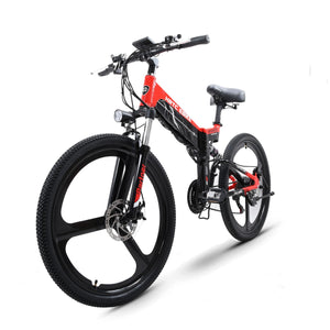 26inch electric mountain bicycle 48V400W high speed motor Lightweight frame hidden lithium battery lcd3 electric ebike