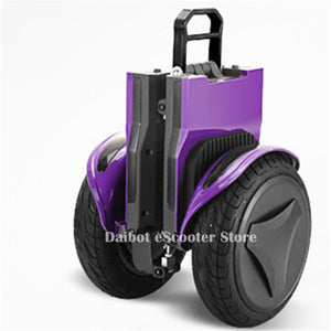 Daibot Hoverboard 10 Inch Two Wheel Self Balancing Scooters 36V 500W Off Road Folding Electric Scooters Adults Bluetooth Speaker