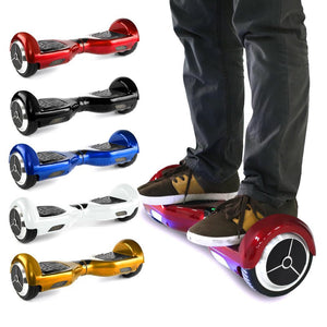 36V 2 Wheels Self Balancing Electric Smart Drifting Scooter Balance Bicycle EU Plug Electric Scooter  Skateboard Hoverboard