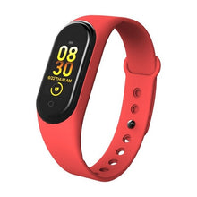 Load image into Gallery viewer, M4 Smart Bracelet Band Wristband High Quality New Label Fashional Portable Multifunctional Multilingual Smart Wristband