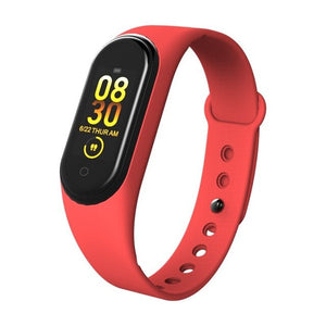 M4 Smart Bracelet Band Wristband High Quality New Label Fashional Portable Multifunctional Multilingual Smart Wristband