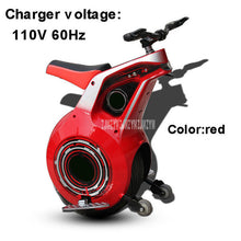 Load image into Gallery viewer, 800W Powerful Electric Scooter One Wheel Self Balancing Scooter 60V 19 Inch Motorcycle Electric Single Wheel Scooter With Handle
