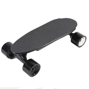 Portable Mini Electric Scooter 4 Whees Electric Scooters With Wireless Remote Control Four Wheel Electric Skateboard 150W 15KM/H